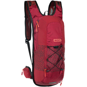 ION Villain 8 Backpack ruby rad
